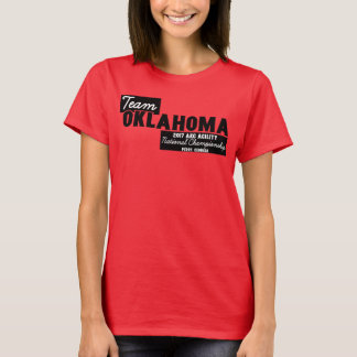 Camiseta Equipe de 2017 nacionais de AKC Oklahoma