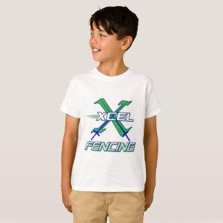 Camiseta Equipe de cerco de Xcel • T-shirt dos miúdos