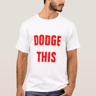 Camiseta Equipe de Dodgeball dos Gimps