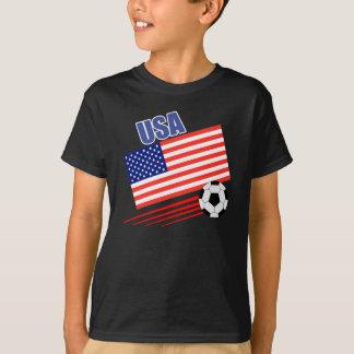Camiseta Equipe de futebol americana