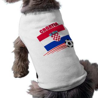 Camiseta Equipe de futebol de Croatia