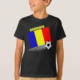Camiseta Equipe de futebol romena