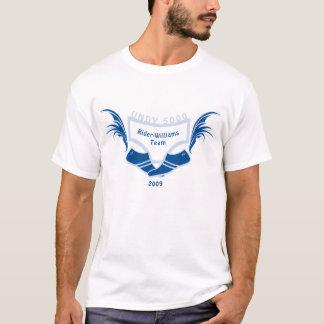 Camiseta Equipe de Williams do cavaleiro - Undy 5000