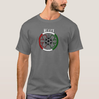 Camiseta equipe do futebol de México