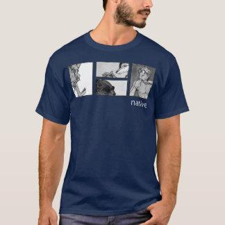 Camiseta Equipe do mergulho