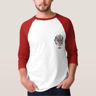 Camiseta Equipe do softball de WRTFD