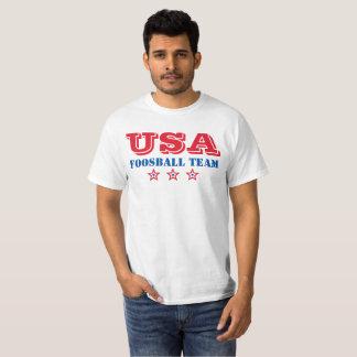 Camiseta Equipe dos EUA Foosball
