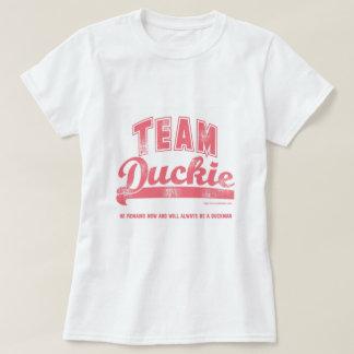 Camiseta Equipe Duckie