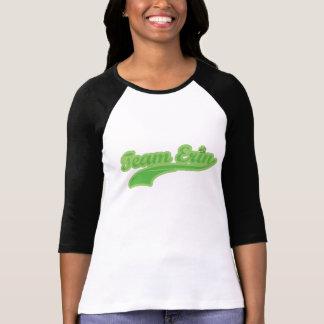Camiseta equipe-erin