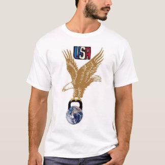 Camiseta Equipe EUA