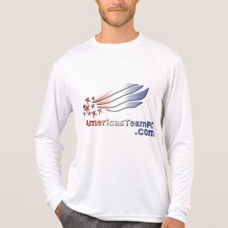 Camiseta Equipe FC de Americas - logotipo Color-2