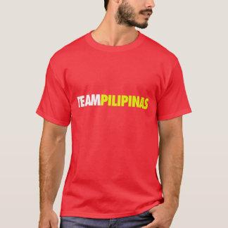 Camiseta Equipe Filipinas