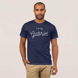 Camiseta Equipe Gabriel