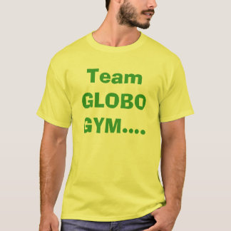 Camiseta Equipe GLOBOGYM….