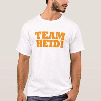 Camiseta Equipe Heidi