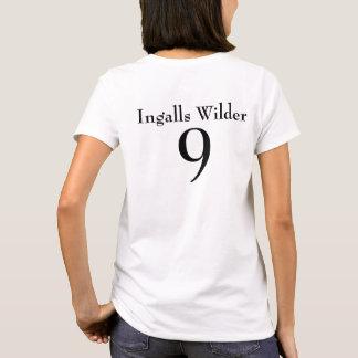Camiseta Equipe Ingalls mais selvagem