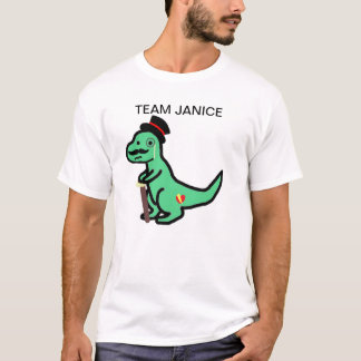 Camiseta Equipe Janice