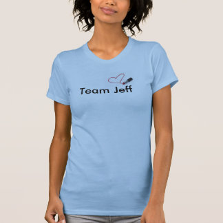 Camiseta Equipe Jeff