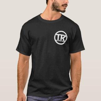 Camiseta Equipe Kinetik - preto
