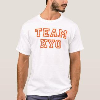 Camiseta Equipe Kyo