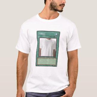 Camiseta Equipe o cartão do período