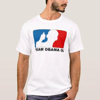 Camiseta Equipe Obama 08