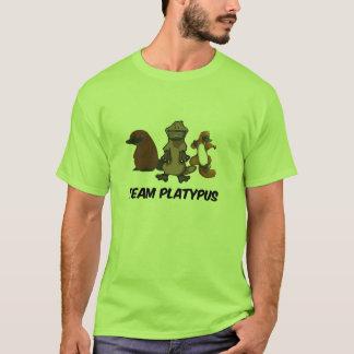 Camiseta Equipe Platypus