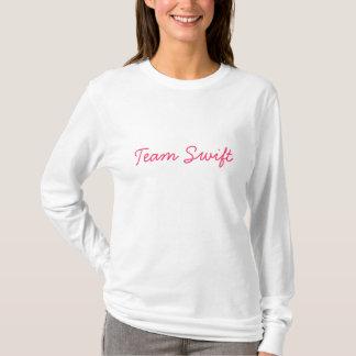 Camiseta Equipe rápida