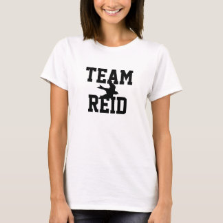 Camiseta Equipe Reid/T científico das citações