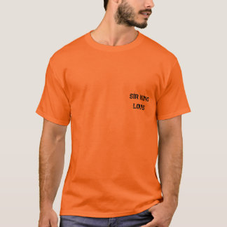 Camiseta Equipe Rudy 2010 do SENHOR KINGLOUIS