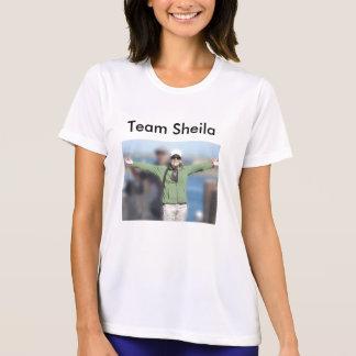 Camiseta Equipe Sheila