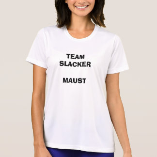 Camiseta EQUIPE SLACKERmaust