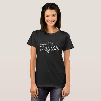Camiseta Equipe Taylor