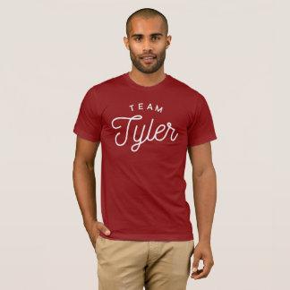 Camiseta Equipe Tyler