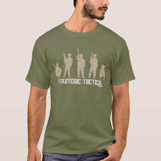 Camiseta Equipe verde da fadiga STG
