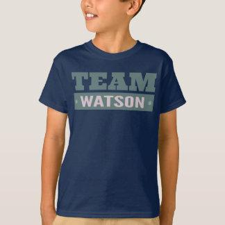 Camiseta Equipe Watson