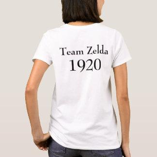 Camiseta Equipe Zelda