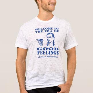 Camiseta Era de bons sentimentos