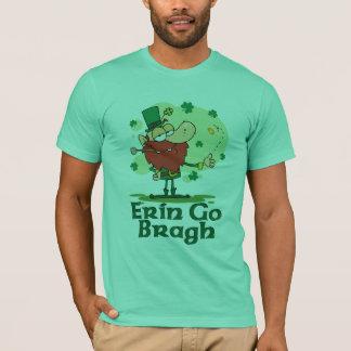 Camiseta Erin engraçado vai Leprechaun de Bragh