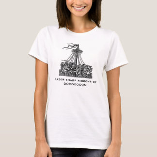 Camiseta Erin: Fitas do tanque da desgraça
