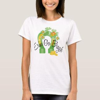 Camiseta Erin vai ferradura afortunada de Bragh