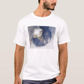 Camiseta Erupção do vulcão de Sarychev
