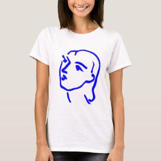 Camiseta Esboço por Matisse