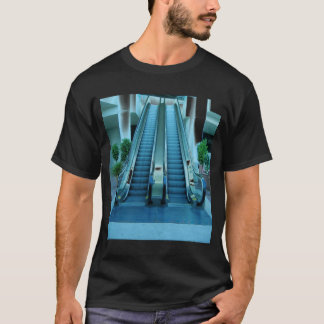Camiseta escada rolante