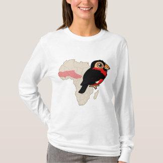 Camiseta Escala farpada do Barbet
