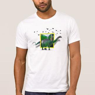 Camiseta Escape do dinossauro