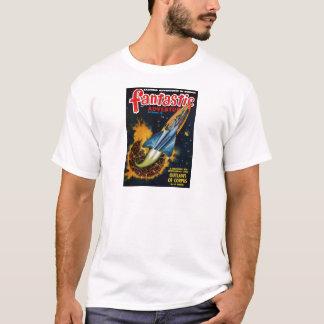 Camiseta Escape do planeta de explosão