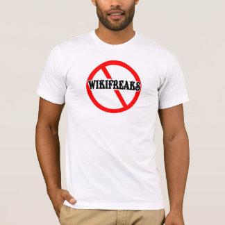 Camiseta Escapes = anormais