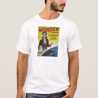 Camiseta Escapes da rainha do espaço