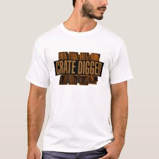 Camiseta Escavador da caixa!